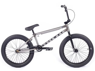 "Cult ""Gateway"" 2021 BMX Bike - Raw"