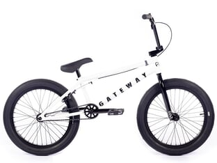 "Cult ""Gateway"" 2021 BMX Bike - White"