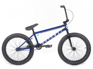 "Cult ""Gateway C"" 2018 BMX Rad - Trans-Blue"
