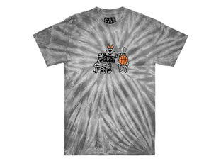 "Cult ""Hey You 2"" T-Shirt - Batik Grey"