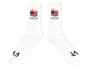 "Cult ""It's Lit"" Socken"