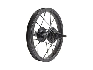 "Cult ""Juvi 12"" Cassette Rear Wheel - 12 Inch"