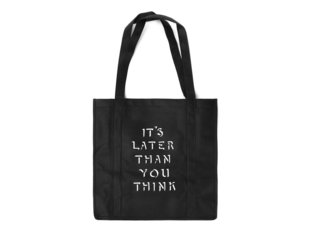 "Cult ""Later Than U Think"" Bag"