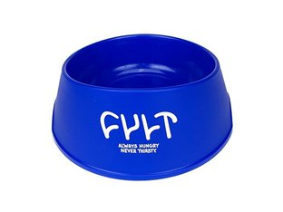"Cult ""Logo"" Dog Bowl"