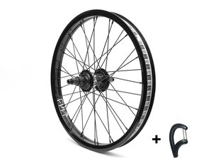 "Cult ""Match V2 X Crew"" Freecoaster Rear Wheel + Spoke Wrench"