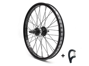 "Cult ""Match V2 X Crew SDS Cassette"" Rear Wheel + Spoke Wrench"
