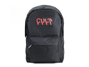 "Cult ""People Power"" Rucksack - Black"