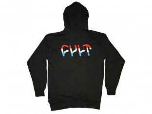 "Cult ""Politics"" Hooded Pullover"