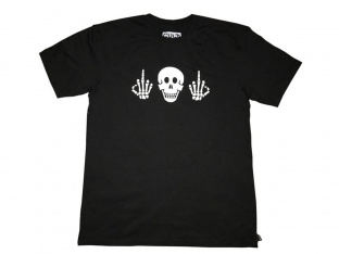"Cult ""Politics"" T-Shirt - Black"