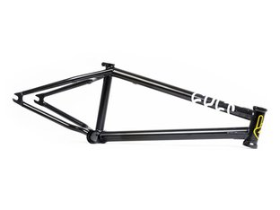 "Cult ""Shorty IC"" 2020 BMX Rahmen - Black"