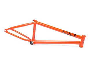 "Cult ""Shorty IC"" 2020 BMX Rahmen - Ricany Orange"