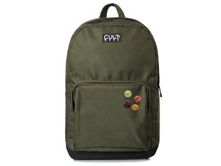 "Cult ""Skool"" Backpack - Green"