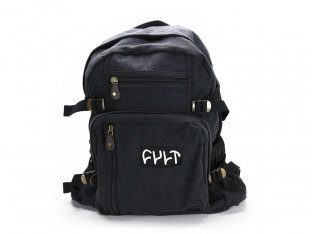 "Cult ""Supply Bag"" Rucksack - Black"