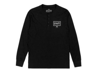 "Cult ""Throw Away The Key Henley"" Longsleeve"