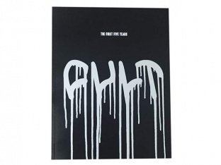 "Cult ""The First 5 Years"" BMX Book"