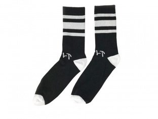 "Cult ""Tube"" Socks - Black"