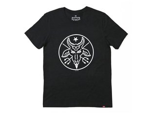 "Cult ""Walsh"" T-Shirt - Black"