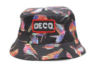 "DECO ""Bucket With Birds"" Hat"