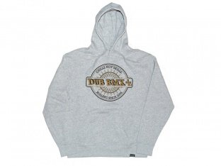 "DUB BMX ""Chills"" Hooded Pullover - Grey"