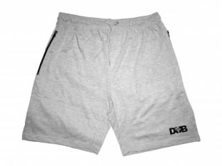 "DUB BMX ""Tomorrow"" Short Pants - Grey"