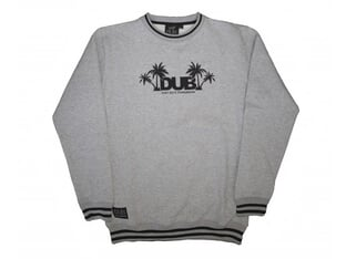 "DUB BMX ""Tomorrow"" Sweater Pullover  - Grey"