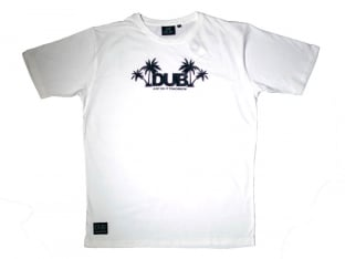 "DUB BMX ""Tomorrow"" T-Shirt - White"