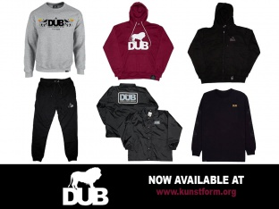 DUB BMX Clothings - Now available!