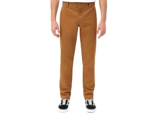 "Dickies ""872 Slim Fit Work"" Hose - Brown Duck"