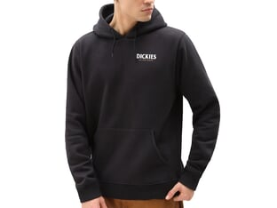 "Dickies ""Baldwin"" Hooded Pullover - Black"