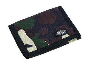 "Dickies ""Crescent Bay"" Geldbeutel - Camouflage"