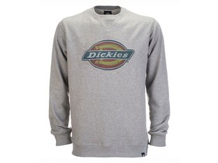 "Dickies ""HS Sweater"" Pullover - Grey Melange"