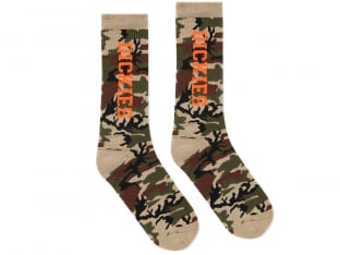 "Dickies  ""Haynesville Camo"" Socken - Army Green"