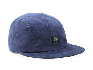 "Dickies ""Hornbeck Cord 5 Panel"" Kappe - Dark Navy"
