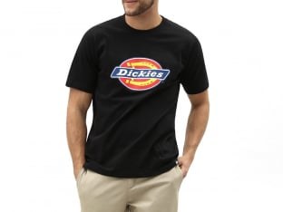 "Dickies ""Horseshoe Tee"" T-Shirt - Black"
