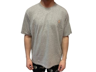 "Dickies ""Mapleton"" T-Shirt - Grey Melange"