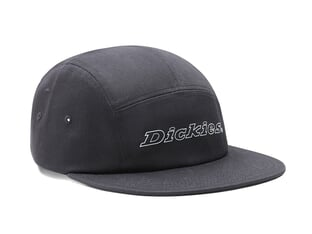 "Dickies ""McRae Reflective 5 Panel"" Kappe - Black"
