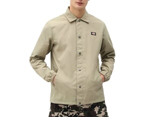 "Dickies ""Oakport Coach"" Jacket - Khaki"