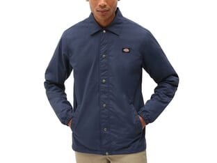 "Dickies ""Oakport Coach"" Jacket - Navy Blue"