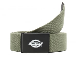 "Dickies ""Orcutt Webbing"" Belt - Army Green"