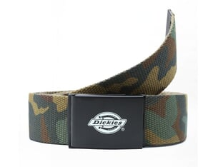 "Dickies ""Orcutt Webbing"" Belt - Camouflage"