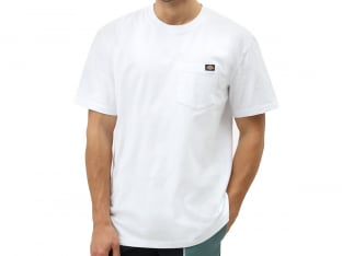 "Dickies ""Porterdale"" T-Shirt - White"