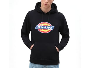 "Dickies ""San Antonio"" Hooded Pullover - Black"