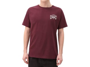 "Dickies ""Slidell"" T-Shirt - Maroon"