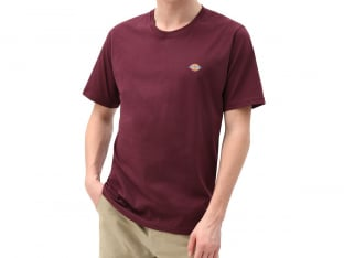 "Dickies ""Stockdale"" T-Shirt - Maroon"