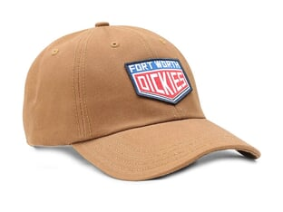 "Dickies ""Wisner 6 Panel"" Kappe - Duck Brown"