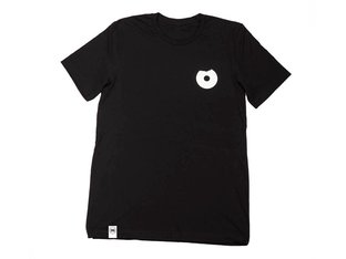 "Dig BMX Magazine ""No Donuts Lies"" T-Shirt - Black"