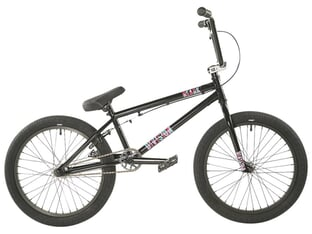 "Division BMX ""Reark"" 2021 BMX Bike - Black / Polished"