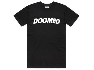"Doomed Brand ""Archie"" T-Shirt - Black"