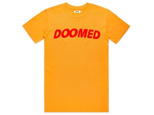 "Doomed Brand ""Archie"" T-Shirt - Yellow"