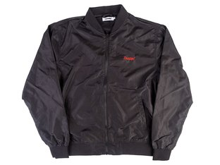 "Doomed Brand ""Bomber"" Jacket - Black"